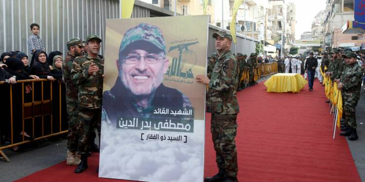 Le Hezbollah accuse les sunnites d'avoir tué son chef en Syrie