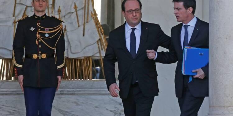 Manuel Valls promet de réformer jusqu'à la fin du quinquennat