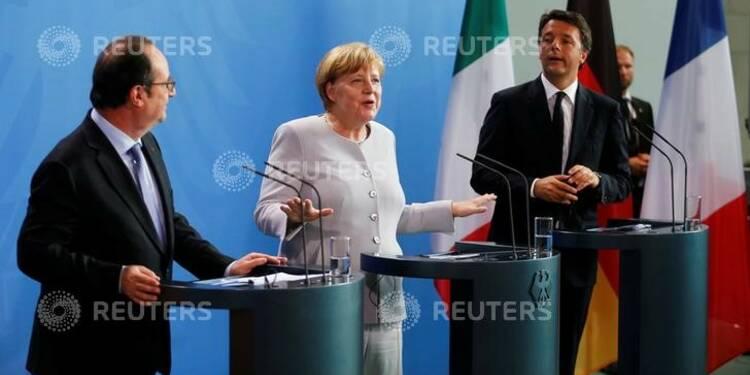 Rentrée européenne sous le signe de relance de l'Union
