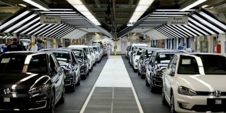 Volkswagen: accord de principe aux USA dans l'affaire des moteurs truqués