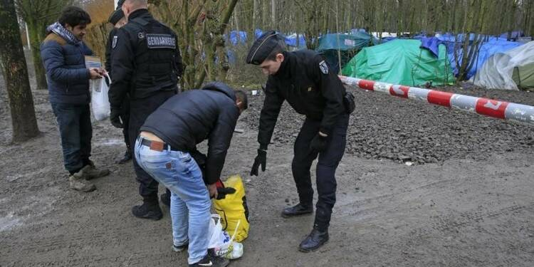 Sept interpellations après des violences sur migrants