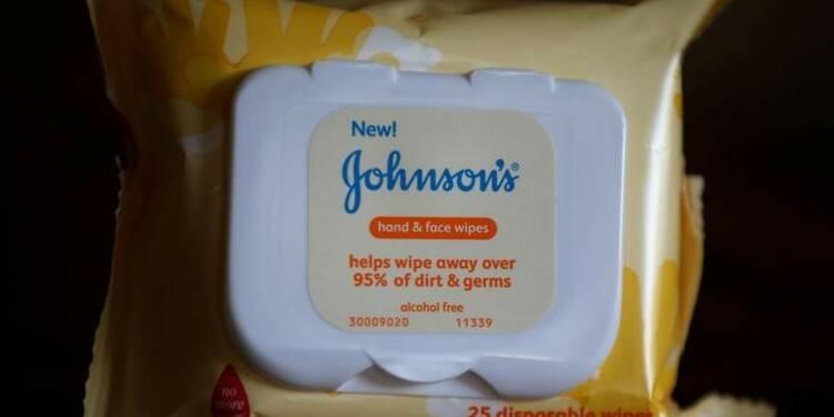 Johnson & Johnson publie des résultats meilleurs que prévu