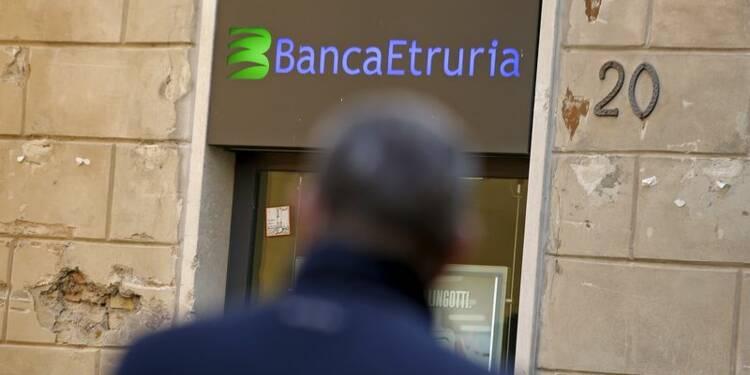 L'UE presse l'Italie de céder les 4 banques qu'elle a sauvées