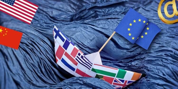 L'Union européenne ne fait pas le poids...