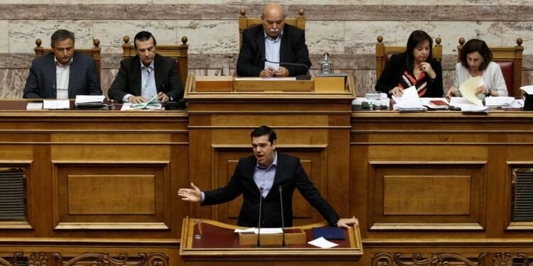 Le Parlement grec adopte de nouvelles réformes contestées