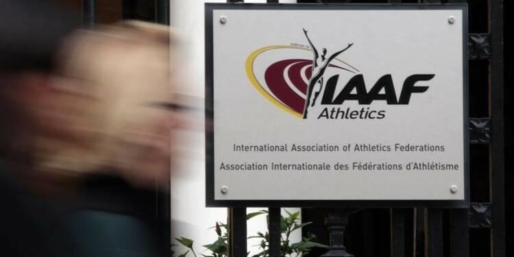 L'adjoint de Coe à l'IAAF se retire le temps d'une enquête