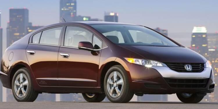 Honda dévoile sa voiture à hydrogène, la Clarity Fuel Cell
