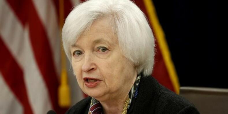 Janet Yellen (Fed) prévoit encore des hausses de taux