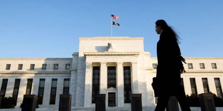 La Fed a débattu avec prudence d'une hausse de taux en avril