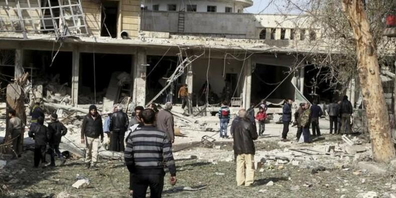 Damas exclut une trêve tant que les frontières sont ouvertes