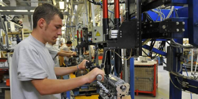 Chute record de l'emploi salarié au premier trimestre 2009