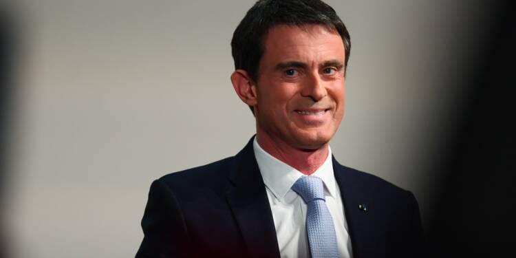 Législatives 2017 : Manuel Valls pas assuré d'obtenir l'investiture EnMarche! dans l'Essonne