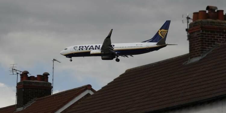 """Ryanair réduira ses investissements en cas de """"Brexit"""""""