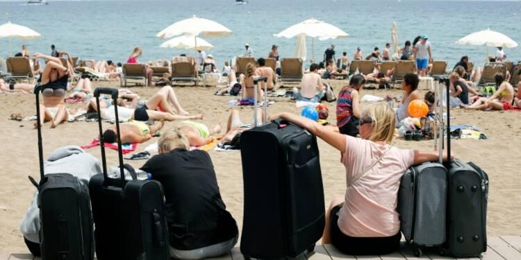 Cet été, les Français iront chercher le soleil en Espagne