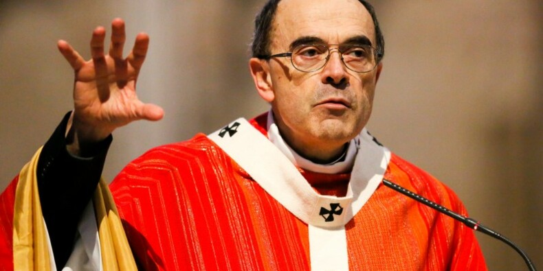 Le cardinal Barbarin entendu par la police