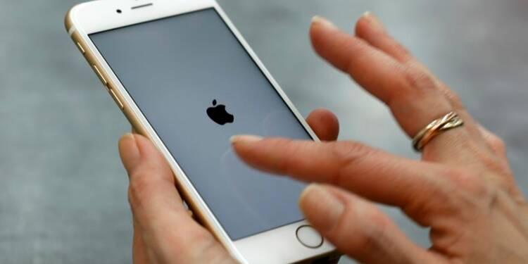 Le sort de l'action Apple désormais lié à l'iPhone 7