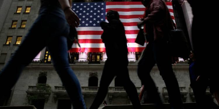 Wall Street recule après les chiffres de l'emploi