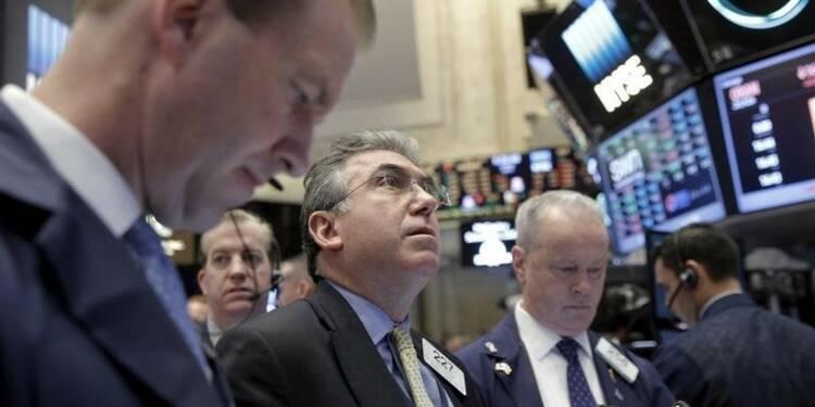 Wall Street à l'épreuve de la saison des résultats