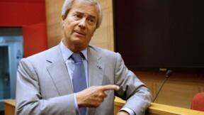 """Interpellé au Sénat, Bolloré défend la """"diète"""" chez Canal+"""