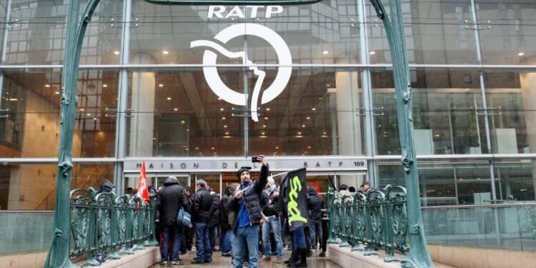 Nouvelle grève à la RATP le 31 mars à l'appel de deux syndicats