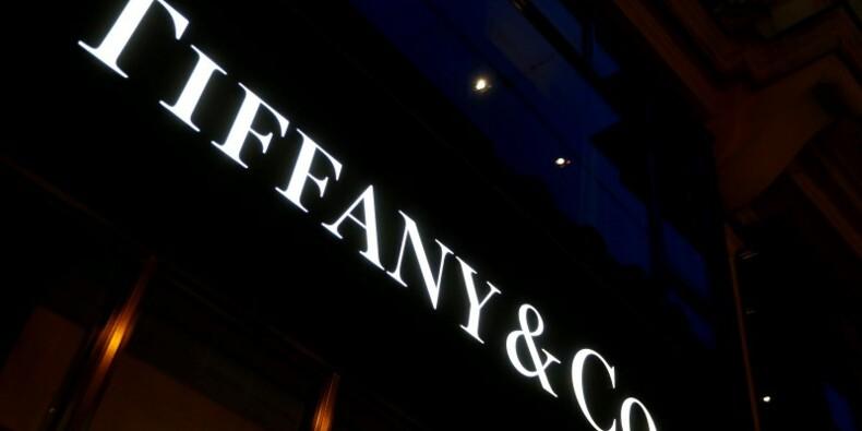 Tiffany déçoit avec son CA au 1er trimestre et ses prévisions