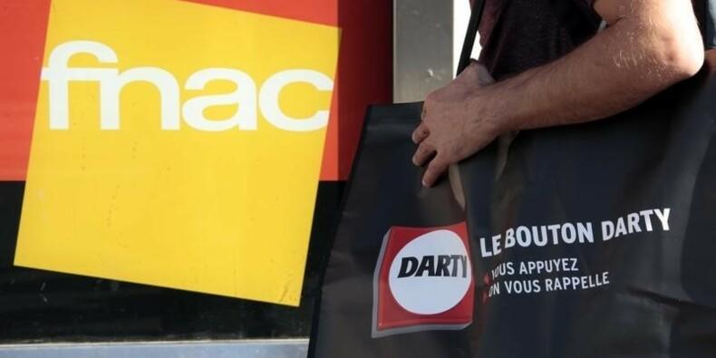 Feu vert au rapprochement Fnac-Darty, six magasins à céder