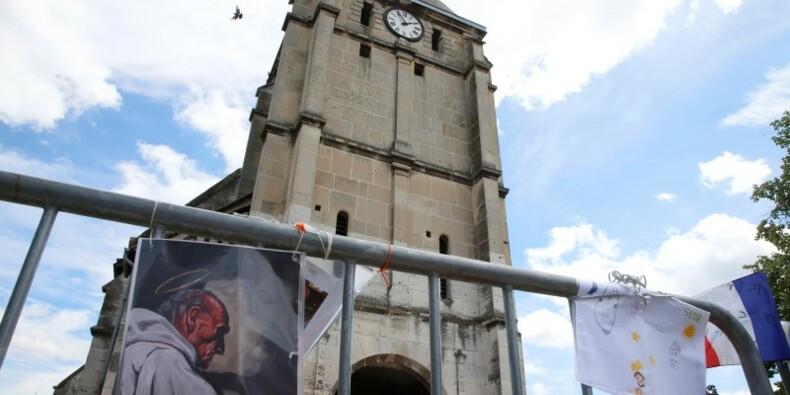 Une mise en examen dans l'enquête sur Saint-Etienne-du-Rouvray