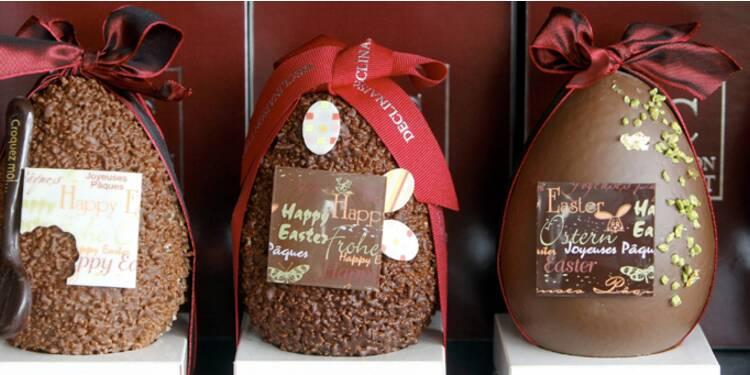Chocolats De Pâques : 10 Chiffres Sur Un Marché Gourmand