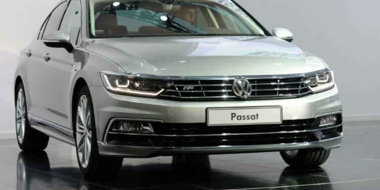 Automobile: Volkswagen rappelle sa nouvelle Passat en Europe