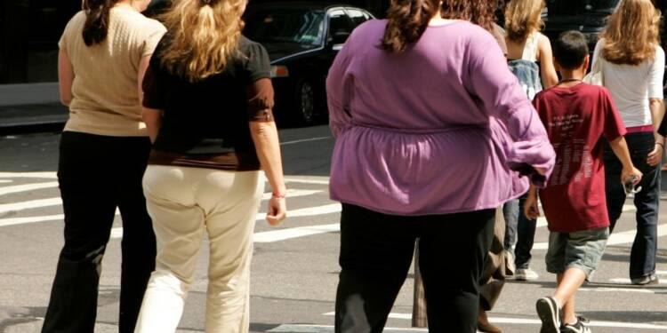 L'obésité toucherait 641 millions de personnes dans le monde