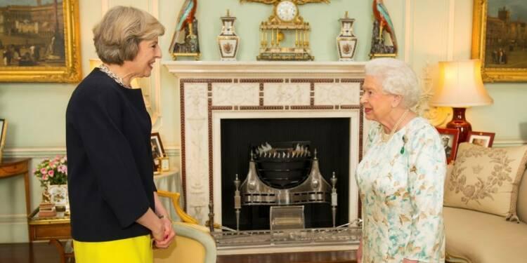 Theresa May nommée chef du gouvernement britannique