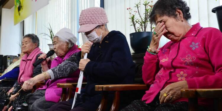 """Accord entre Tokyo et Séoul sur les """"femmes de réconfort"""""""