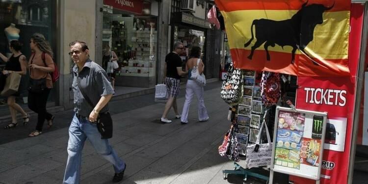 La croissance espagnole semble avoir légèrement ralenti