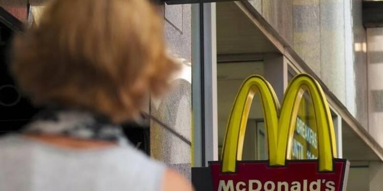 L'UE ouvre une enquête sur le traitement fiscal de McDonald's
