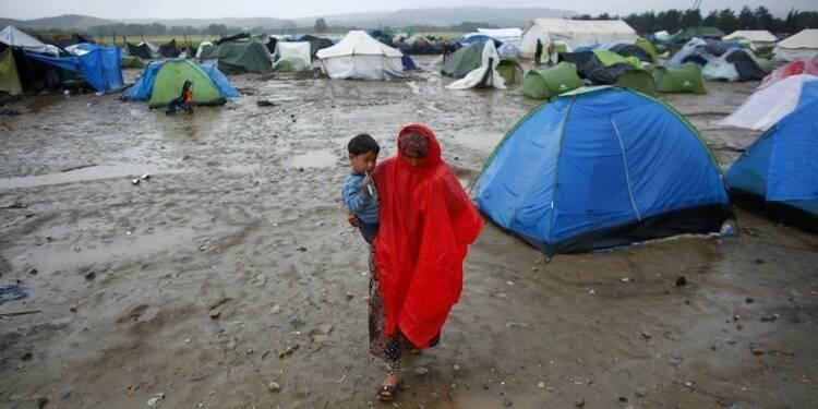 L'Onu veut réduire de moitié les populations déplacées