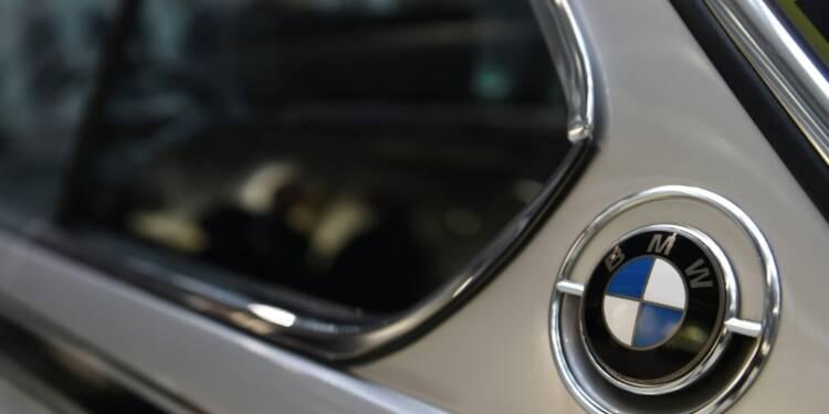 2015, nouvelle année de records pour BMW
