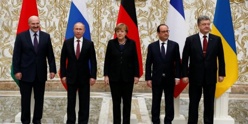 Les accords de Minsk sur le conflit ukrainien prolongés en 2016