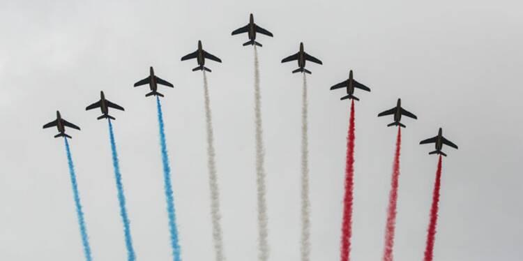 Les attentats ne pèseront que légèrement sur l'économie française