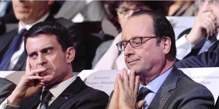 Baisse d'impôt : Hollande continue d'agiter la carotte fiscale pour 2017