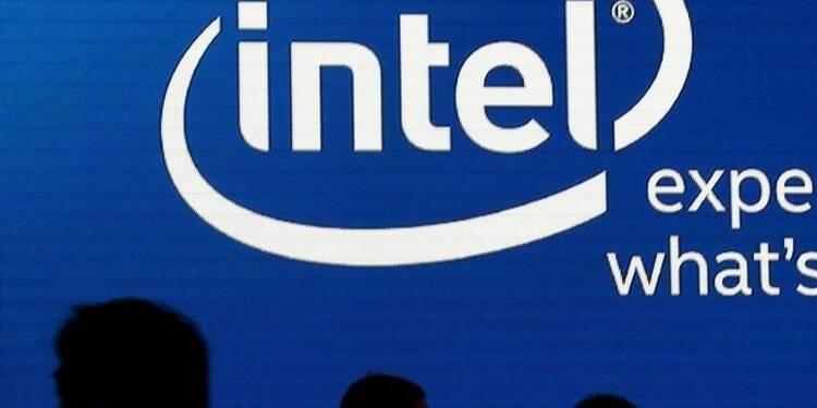 Intel fait mieux que prévu au T4 mais pas ses centres de données
