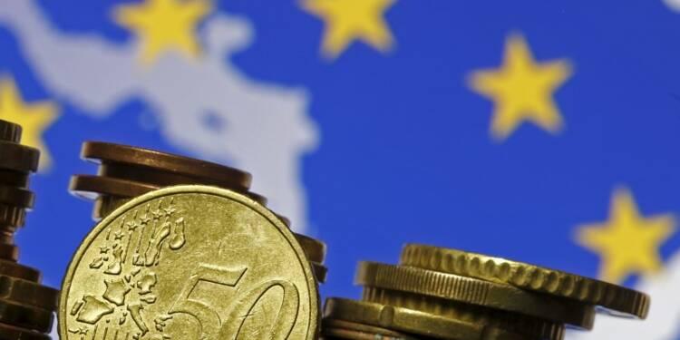 La CE un peu moins optimiste pour la croissance de la zone euro
