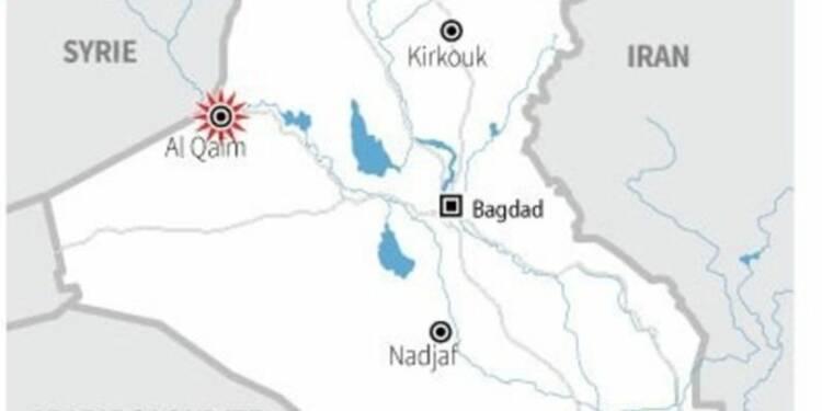 Paris annonce la destruction d'un important site de l'EI en Irak