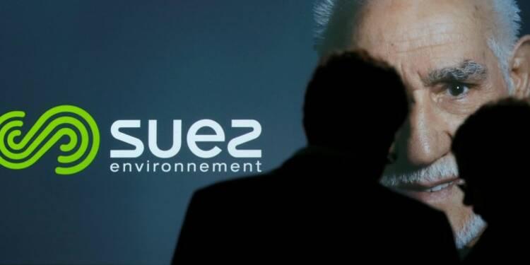 Le ralentissement mondial incite Suez à la prudence