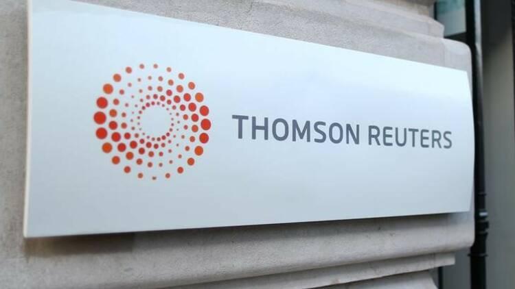 Thomson Reuters confirme ses objectifs malgré les incertitudes