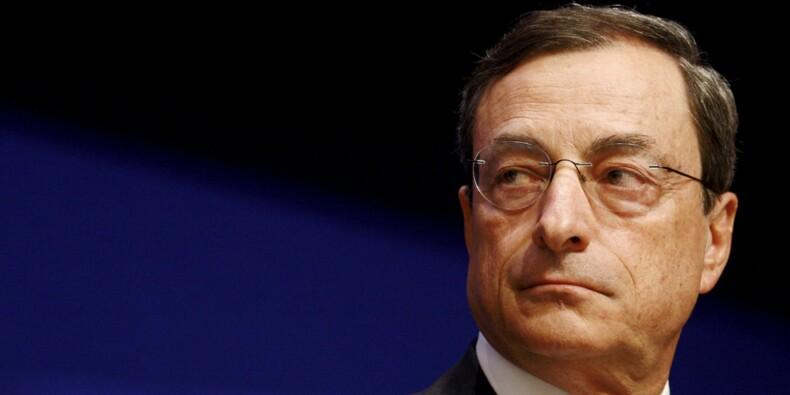 La Bourse de Paris a bondi grâce à Draghi