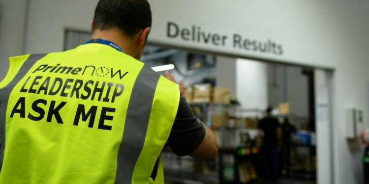 Amazon lance à Paris son service de livraison dans l'heure