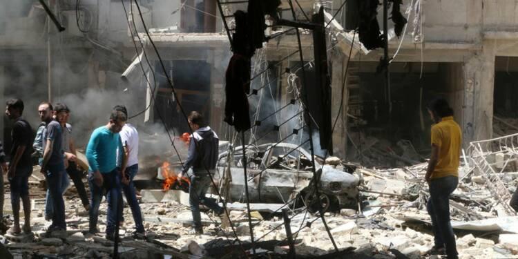 Nouvelle courte trêve près de Damas et Lattaquié