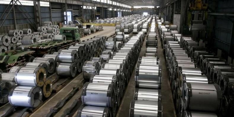 Les surcapacités mondiales dans l'acier au menu du G7