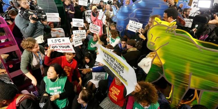 Encore des points à trancher dans le projet d'accord à la COP21