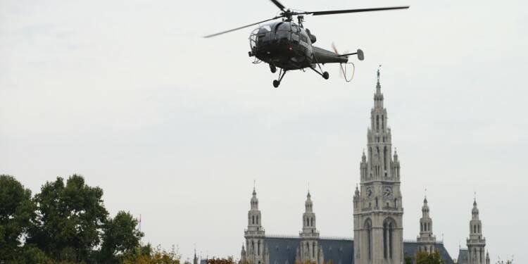 Vienne évoque un risque d'attentats en Europe avant Nouvel an